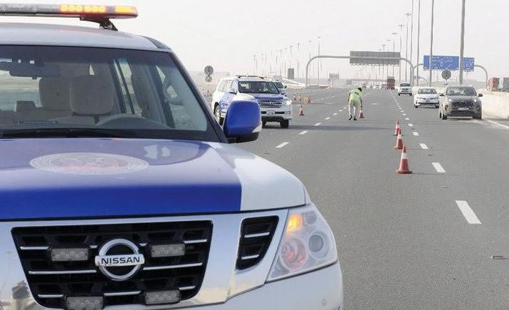 One killed as shots fired in high-speed car chase in UAE