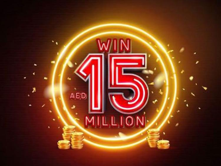 Indian expat wins AED15 million in raffle