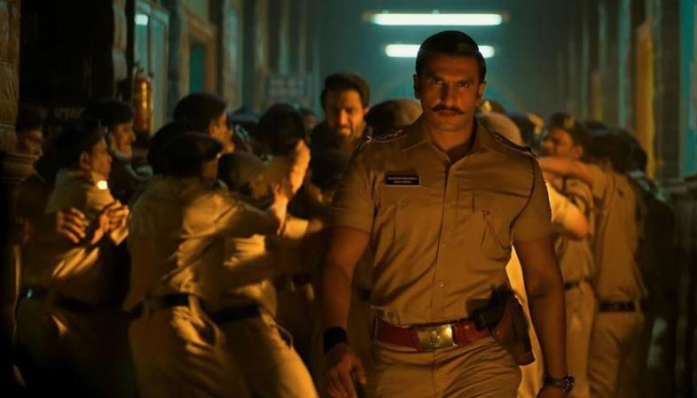 Simmba Film Review: Ranveer steals the show in action-packed police movie