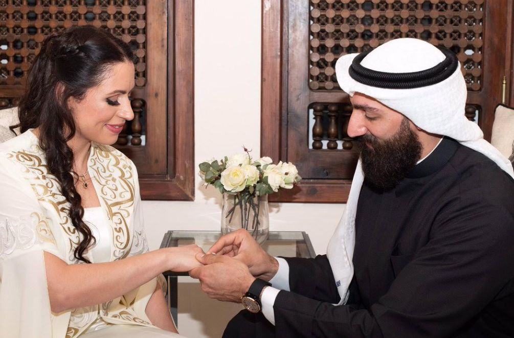 Kuwaiti and Jordanian WWE wrestlers announce their engagement