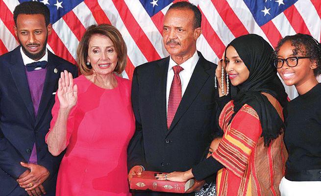 US Congresswoman takes oath using Quran printed in Kuwait