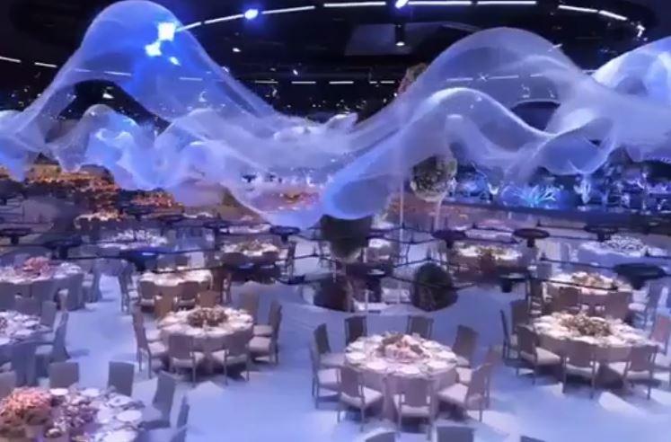 WATCH: A Dubai Shaikha shares stunning videos of her wedding