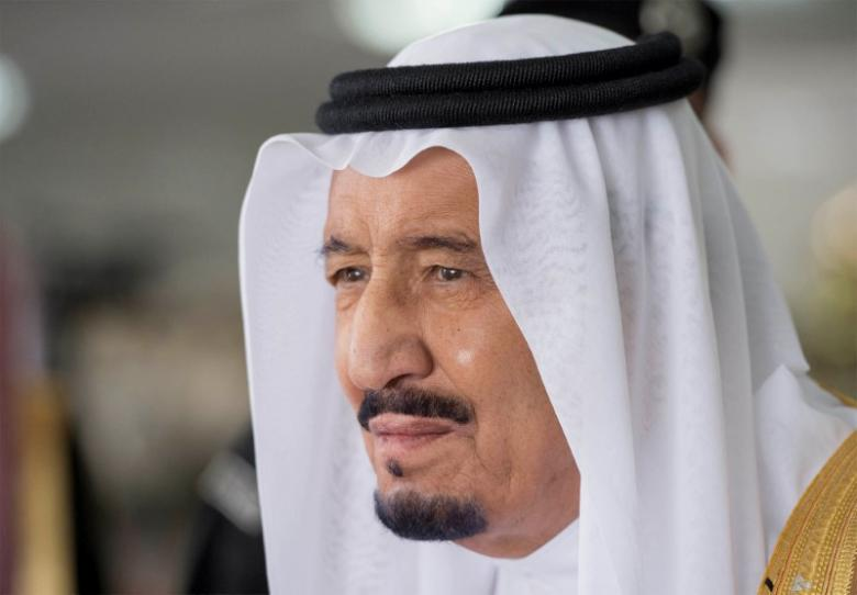 Saudi King sends written message to Amir of Kuwait