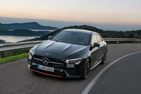 VIDEO: New Mercedes-Benz CLA Coupe unveiled