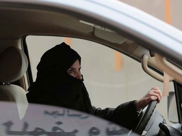 More than 40,000 driving licences issued to women