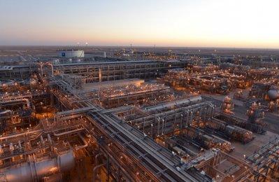 Saudi crude oil reserves up at 268.5bn barrels