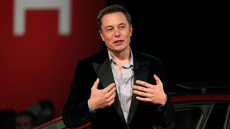 Elon Musk shows off prototype of Mars-bound rocket, Starship