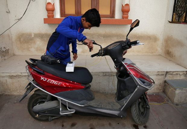 India's electric vehicle goals being realised on two wheels, not four