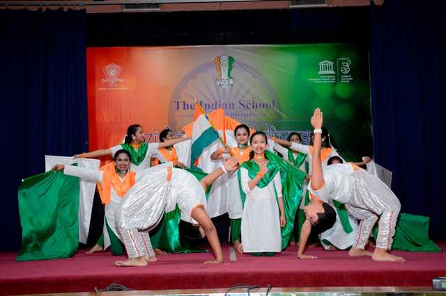 <div><div>THE Indian School Bahrain (ISB) celebrated Vishwa Hindi Divas at the school's Jashanmal Auditorium in Isa Town. Organised by the school's Hindi Department, the programme was inaugurated by chief guest Lions Club of Riffa president Sanjay Gupta who spoke on the importance of the language. He also distributed certificates to intra-school competition winners. The event featured a variety of entertainment programmes. Present were school principal V R Palaniswamy, members of the ISB executive committee, officials, students, parents and guests.</div></div>