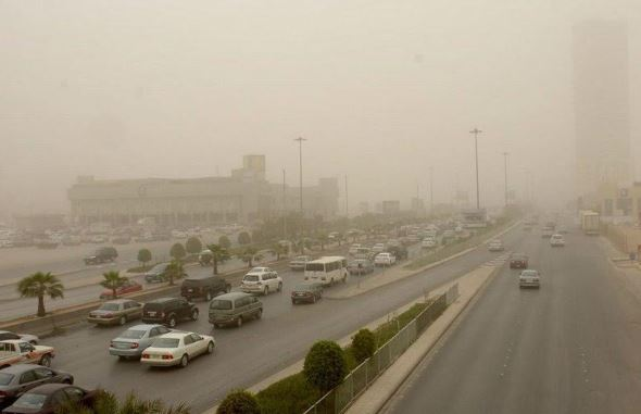 Saudi braces for turbulent weather