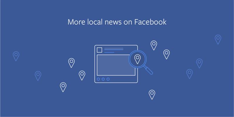 Facebook to invest $300 million in local journalism
