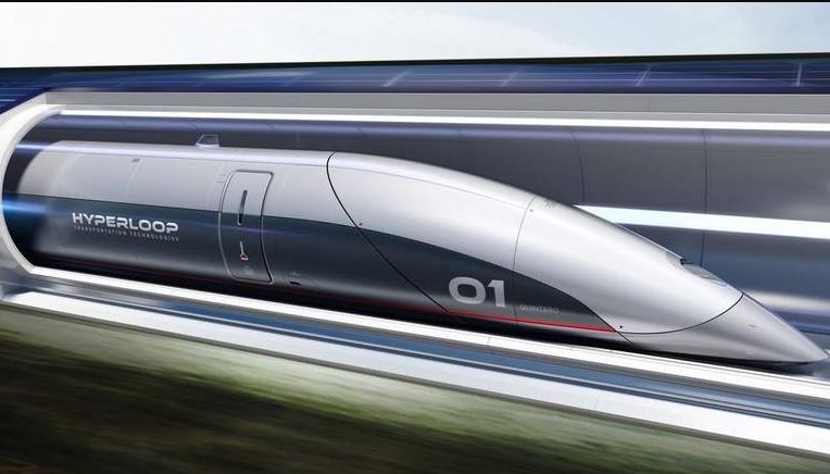 UAE hyperloop to finish initial construction in 2020: chairman