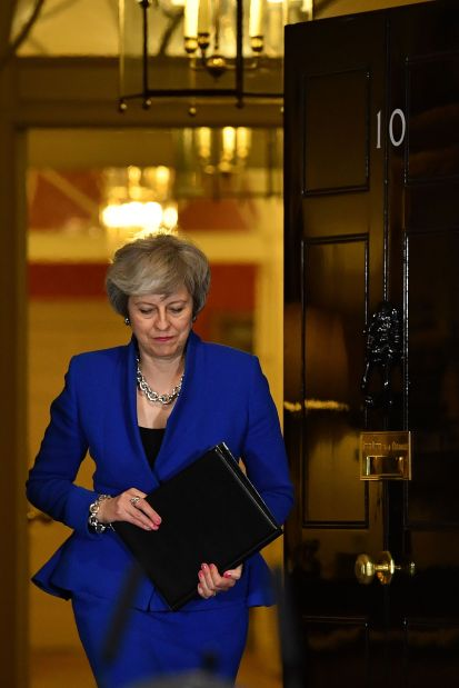 UK PM May's Brexit 'plan B': What happens next in parliament?