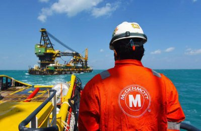 McDermott wins Daelim Saudi Arabia project contract