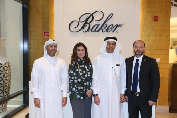 Baker-branded furniture store opens in Bahrain
