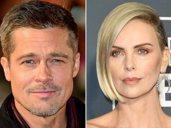 Brad Pitt reportedly dating Charlize Theron