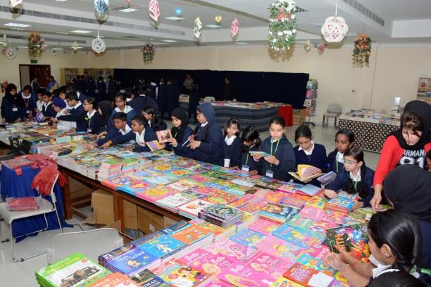Indian School celebrates annual Book Week