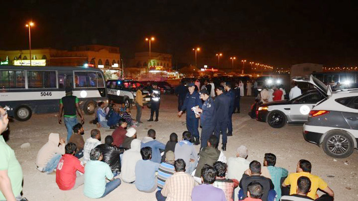 Kuwait deported 17,000 illegal expats in 2018