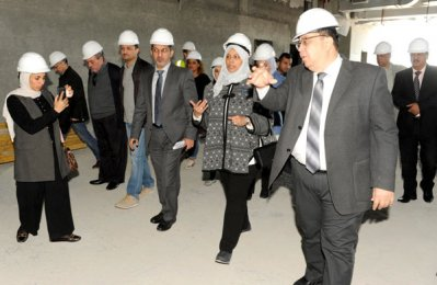 Work in full swing at $766m Kuwaiti hospital