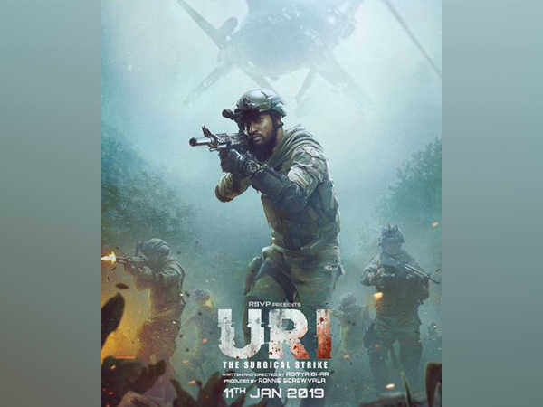 'Uri: The Surgical Strike' joins 100 crore club with high josh
