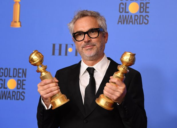 Netflix in the running for ultimate film honor with 'Roma'