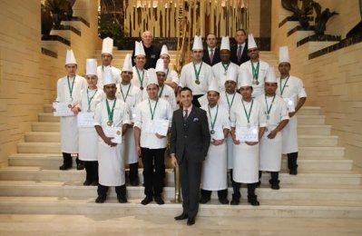 Kuwait Business: Jumeirah Messilah Beach Hotel wins big at Horeca Kuwait