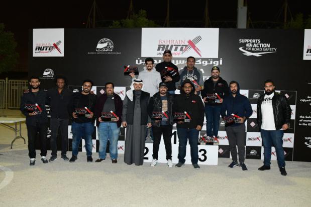 Bin Khanin emerges winner