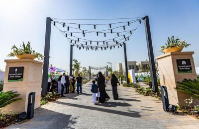 Sharjah Holding launches show village at Al Zahia