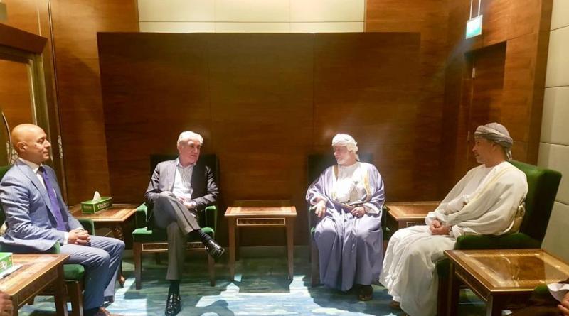 Pakistani FM on three-day visit to Oman
