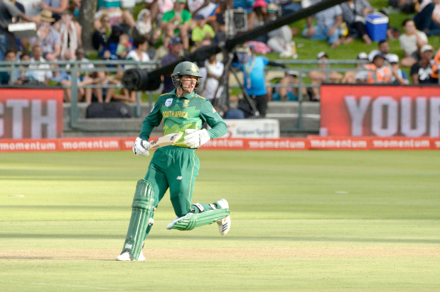 De Kock stars as South Africa clinch series against Pakistan