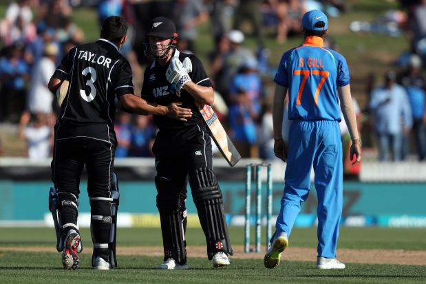 Boult blitz gives New Zealand comfortable win over India