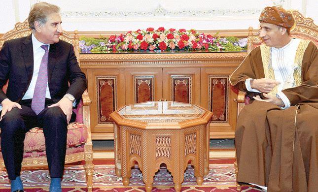 Oman and Pakistan strengthen ties