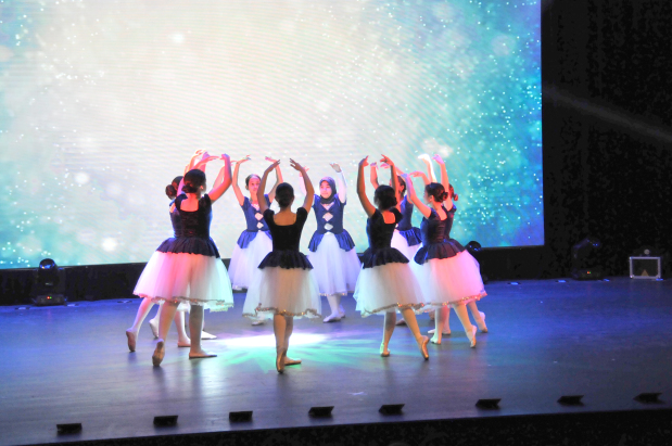 <p>Disney magic filled the air at a show yesterday at the 'When You Wish Upon A Star' event.</p> <div>Organised by Bahrain Ballet Centre in association with Royal Bahrain Hospital, the annual dance show saw the Cultural Hall transformed into a magical venue, inspired by Disney through the ages.</div> <div></div> <div>The evening featured around 100 talented children and adults aged three to 50.</div> <div></div> <div>Audiences were treated to beautifully choreographed dances inspired by Disney favourites, including Cinderella, Pinocchio, Aladdin and Peter Pan.</div>
