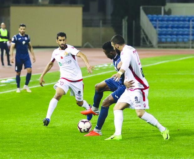 Nasser bin Hamad Football Premier League: Good day for East Riffa and Manama