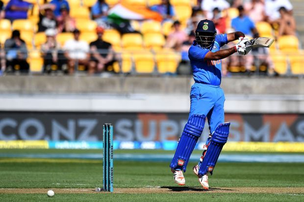Rayudu to the rescue after early India collapse against Kiwis