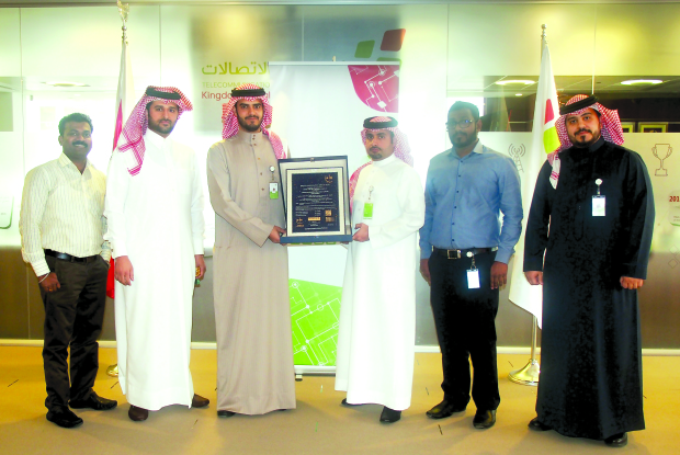 <p>The Telecommunications Regulatory Authority (TRA) has been awarded ISO 27001 certification for its Information Security Management System (ISMS).</p> <p>The certification was awarded by the Quality Certification Bureau Italia, and reflects TRA's commitment to implementing highest standards of information security and risk management.</p> <p>TRA said it conforms to the ISO/IEC 27001:2013 standard by adopting an ISMS with the aim of maintaining high information security, confidentiality and integrity and controlling information management risks. Above, officials from TRA and Quality Certification Bureau Italia at the certification award.</p>