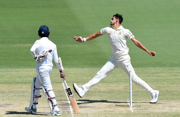 Starc on fire as Aussies thrash Sri Lanka to seal series
