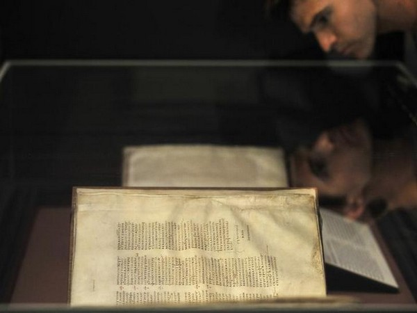 1,200-year-old Bible found in southeastern Turkey