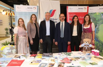 Germany showcases tourism credentials in Kuwait