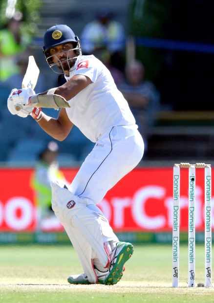 Chandimal sacked after Test debacles