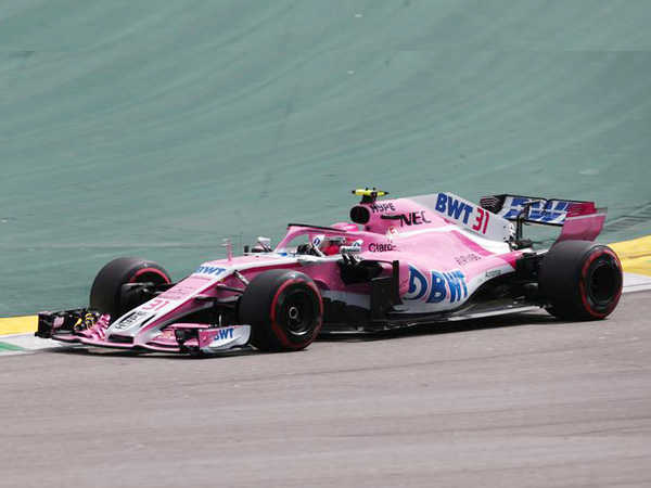 Racing Point name confirmed on 2019 Formula One entry list