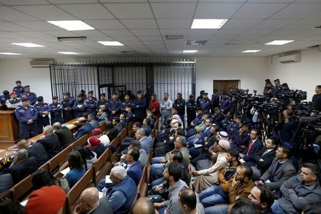 Jordan sentences two to hang for IS-claimed Karak attack