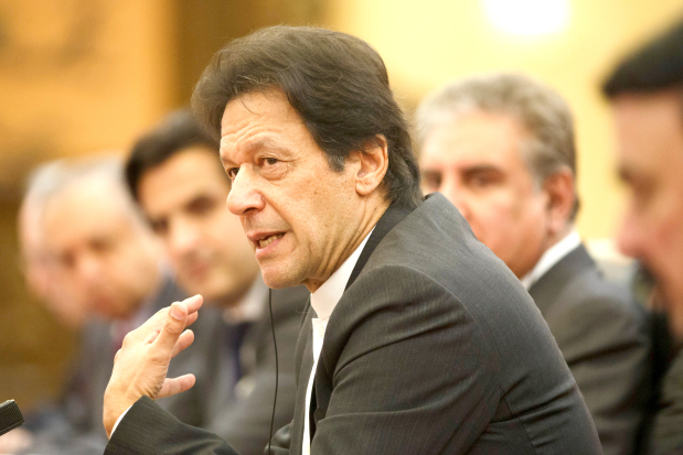 Pakistan premier to meet IMF chief for bailout talks