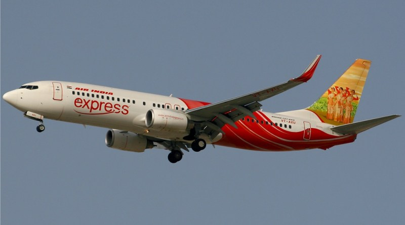 Passengers from Muscat suffer nose bleed on Air India Express flight