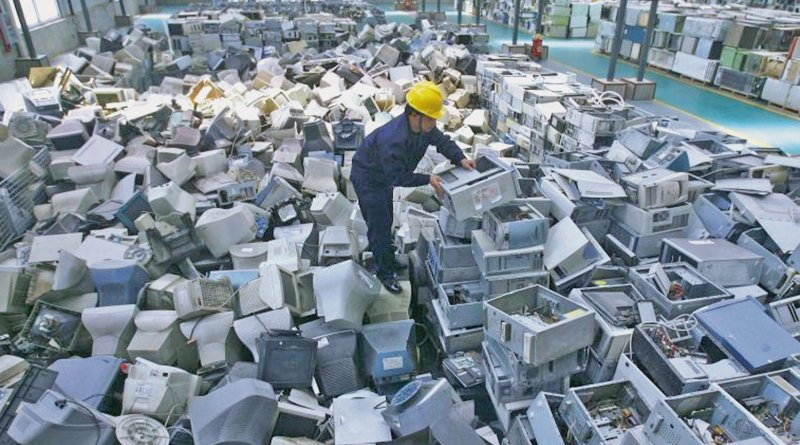 Largest e-waste processing plant in the region to open in Salalah