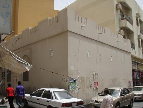 Buildings ugly