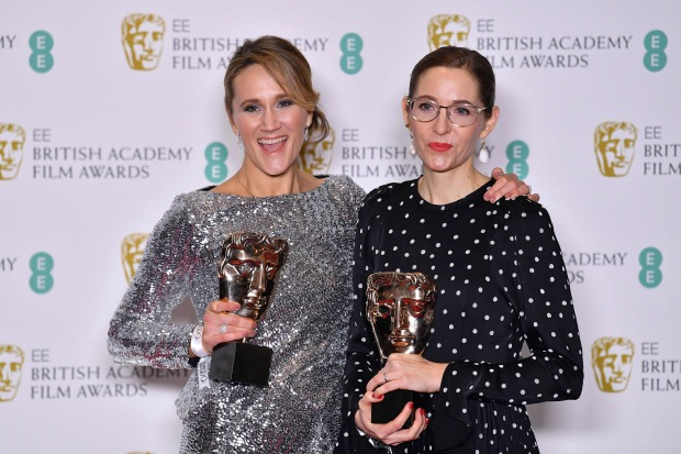 Hollywood: 'The Favourite' rules BAFTAs with most wins, 'Roma' takes top prize