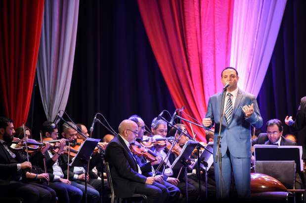Egypt tunes in to nostalgia for golden age of Arab song
