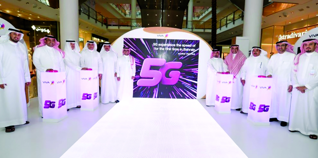 VIVA launches first 5G network in kingdom