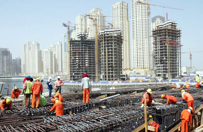 GCC project contracts value falls 22pc in 2018